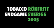 Tobacco Endgame - rökfritt Sverige 2025