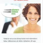 Yrkesföreningar mot Tobak - medlems broschyr