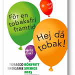 Affisch till Tobaksfria Veckan 2014 – Vecka 47